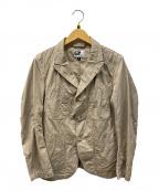 Engineered Garments(エンジニアドガーメンツ)の古着「ベッドフォードジャケット」|ベージュ