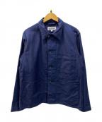Engineered Garments(エンジニアドガーメンツ)の古着「カバーオール」|ネイビー