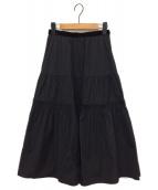 ()の古着「ジェニースカート」|ブラック