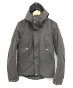 C.P COMPANY(シーピーカンパニー)の古着「フーデッドジャケット」|グレー