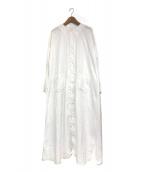 ()の古着「アトリエローブ」 ホワイト
