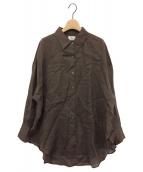 ()の古着「RAMIEシャツ」|ブラウン