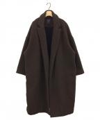GALLEGO DESPORTES(ギャレゴデスポート)の古着「コート」|ブラウン