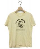 beautiful people(ビューティフルピープル)の古着「Tシャツ」|イエロー
