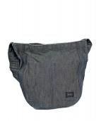 ()の古着「デニムショルダーバッグ」 インディゴ