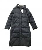 le coq sportif(ルコックスポルティフ)の古着「ダウンコート」|ブラック