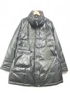 VALENZA(バレンザ)の古着「ダウンコート」|ブラック