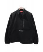 ()の古着「Polartec Half Zip Pullover」|ブラック