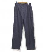 THE SHINZONE(ザ シンゾーン)の古着「ベイカーパンツ」|ネイビー