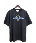 ()の古着「20SS GUCCI BAND Tシャツ」 ブラック