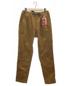 ()の古着「別注CORDUROY STRETCH PANTS」|ブラウン