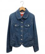Vivienne Westwood RED LABEL()の古着「デニムジャケット」|インディゴ