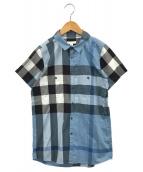BURBERRY CHILDREN(バーバリー チルドレン)の古着「半袖シャツ」