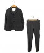 BURBERRY CHILDREN(バーバリー チルドレン)の古着「2Bスーツ」 チャコールグレー
