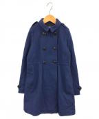 BURBERRY CHILDREN(バーバリー チルドレン)の古着「コート」 ブルー
