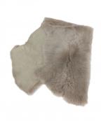 GUSHLOW&COLE(ガシュロウ&コール)の古着「ムートンスカーフ」