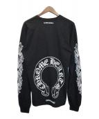 CHROME HEARTS(クロムハーツ)の古着「長袖Tシャツ」|ブラック