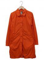 THE NORTH FACE(ザ ノース フェイス)の古着「ジャーニーズコート」|オレンジ