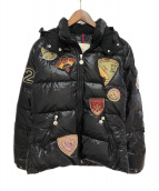 MONCLER(モンクレール)の古着「BADIA SPECIAL 999」|ブラック