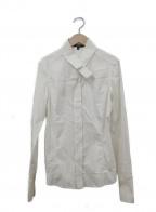GUCCI()の古着「シャツ」 ホワイト