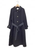 ()の古着「ハイブリットコート」|ネイビー