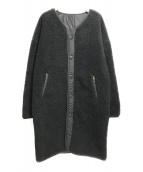 ALPHA INDUSTRIES(アルファインダストリーズ)の古着「リバーシブルコート」|ブラック