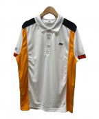 LACOSTE(ラコステ)の古着「ポロシャツ」|ホワイト