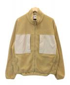 NIKE ACG(ナイキエージーシー)の古着「フリースジャケット」|ブラウン