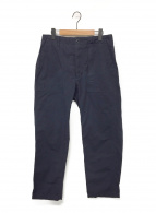 Engineered Garments(エンジニアードガーメンツ)の古着「ファティーグパンツ」|ネイビー