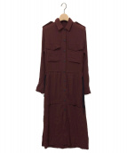 rag&bone(ラグアンドボーン)の古着「Oasis Dress」|ブラウン