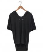 UNDERCOVERISM()の古着「Tシャツ」 ブラック