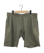 ARCTERYX VEILANCE(アークテリクス ヴェイランス)の古着「Secant Comp Shorts」|オリーブ