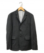 Thom Browne(トムブラウン)の古着「ウールジャケット」|グレー
