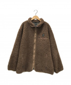 South2 West8(サウスツーウエストエイト)の古着「Piping Jacket」|ブラウン