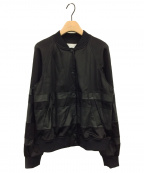 T by ALEXANDER WANG(ティーバイアレキサンダーワン)の古着「ブルゾン」|ブラック