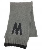 Maison Margiela 1(メゾンマルジェラ 1)の古着「マフラー」|グレー