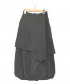 RIM.ARK()の古着「スカート」|ブラック