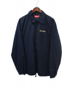 SUPREME(シュプリーム)の古着「Gonz Coaches Jacket」|ネイビー