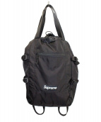 SUPREME(シュプリーム)の古着「tote backpack」|ブラック