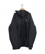 OCTOBERS VERY OWN(オクトーバーズ ベリー オウン)の古着「フーデッドジャケット」 ブラック
