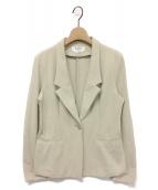 ()の古着「軽量ストレッチテーラードジャケット」|ベージュ