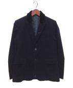 ()の古着「コーデュロイジャケット」|ネイビー