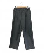 nanamica(ナナミカ)の古着「Shirred Pants」|グレー