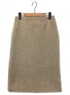 FUMIKA UCHIDA(フミカ ウチダ)の古着「スカート」|ベージュ