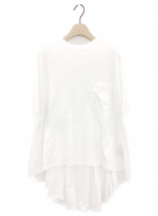 COGTHEBIGSMOKE(コグザビッグスモーク)の古着「Tシャツ」 ホワイト