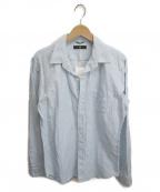 Junhashimoto(ジュンハシモト)の古着「イージーリネンシャツ」 スカイブルー