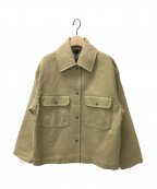 THE SHINZONE(ザ シンゾーン)の古着「ジャケット」|ベージュ