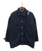 MILK BOY()の古着「デニムジャケット」|インディゴ