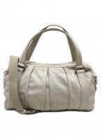 土屋鞄(ツチヤカバン)の古着「2WAYバッグ」 アイボリー