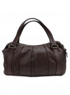 土屋鞄(ツチヤカバン)の古着「2WAYバッグ」 ブラウン